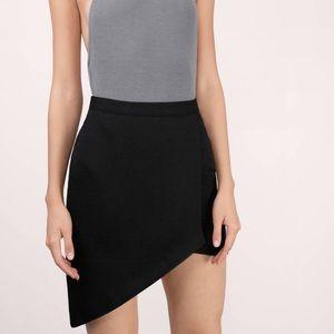 Black Tobi Skirt